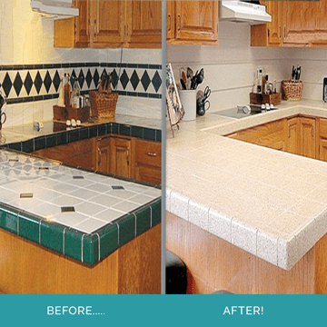 Countertop Refinishing in Miami & Fort Lauderdale
